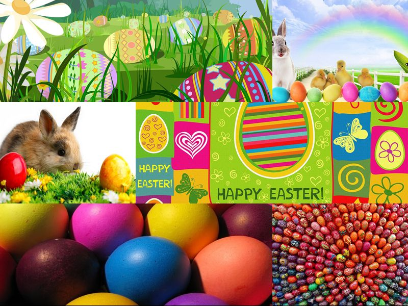 Happy Easter Windows Theme