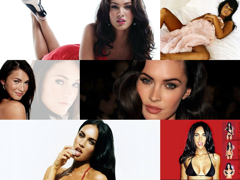 Megan Fox Windows Theme