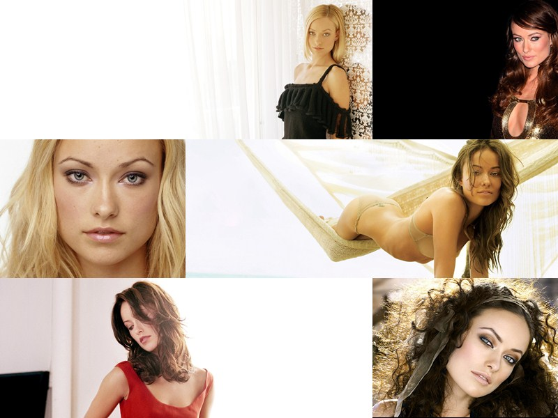 Olivia Wilde Windows Theme