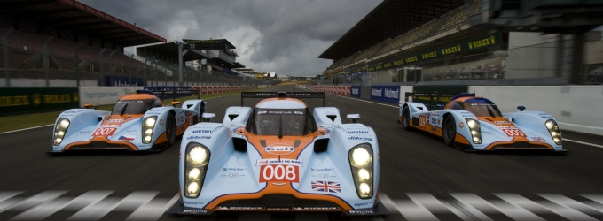 24H Le Mans Windows Theme