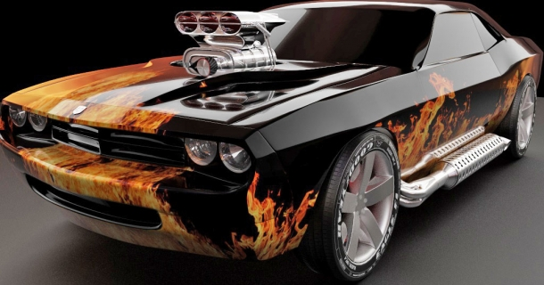 Download Now Cool Cars Windows Theme
