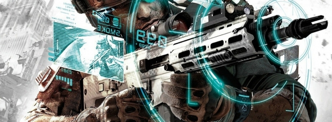 Ghost Recon Windows Theme