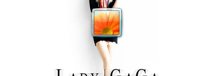 Lady Gaga Logon Screen