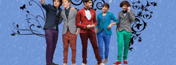 One Direction Windows Theme