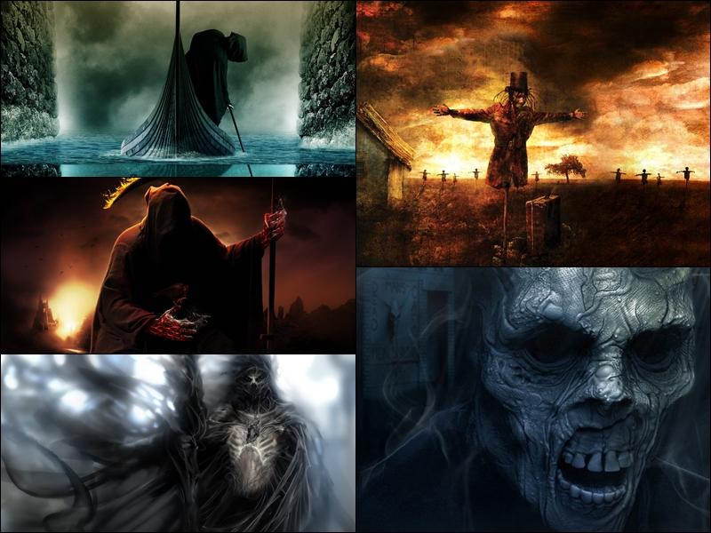 Vampire Horror Windows 7 Theme Free Download